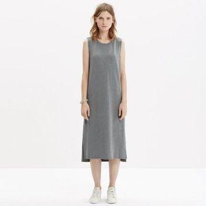 Madewell Sleeveless Tank Tee Style Dress